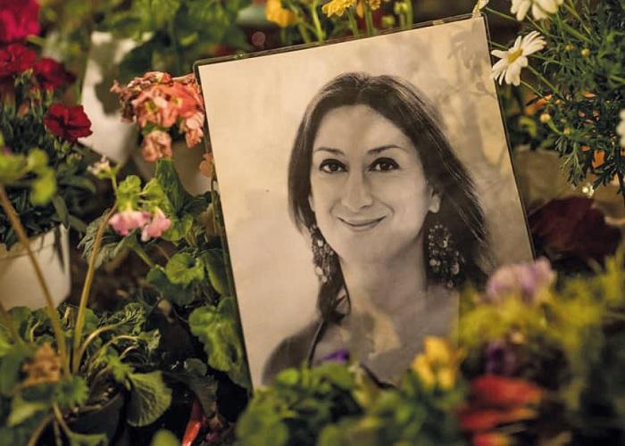 Chiesti tre ergastoli per l'omicidio di Daphne Caruana Galizia