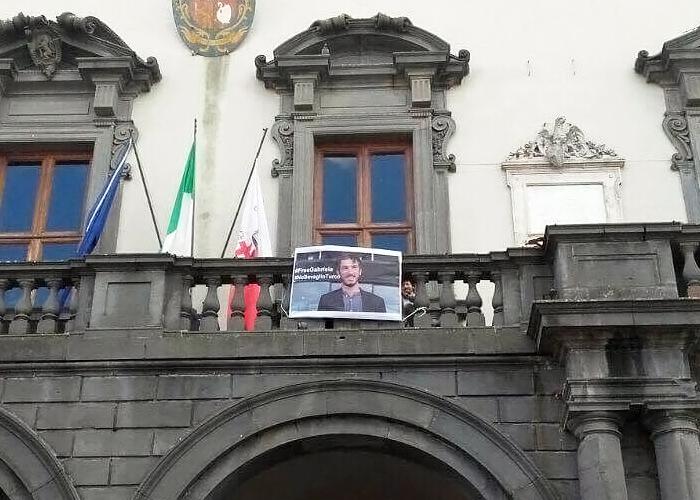 La denuncia dei familiari di Gabriele Del Grande: