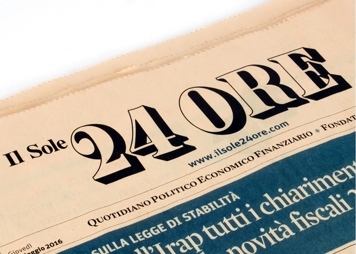 Sole 24 ore: Fossa, da Confindustria ok 30 mln per aumento capitale