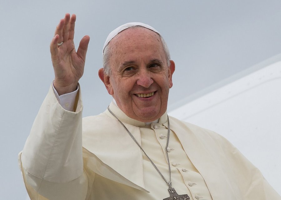 Il Papa a Genova: Quando l'economia diventa speculazione è spietata