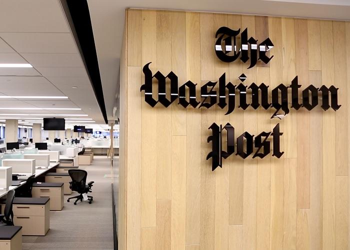 Fnsi Il 39 Washington Post 39 Apre Un Ufficio Di