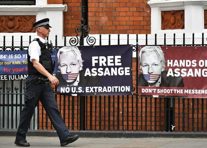 FNSI - Se il processo a Julian Assange è un processo al giornalismo. Cosa  sta accadendo a Londra